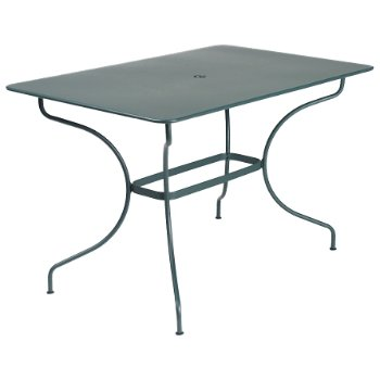 Opera rectangular table by fermob at - Fermob opera table ...