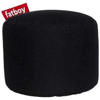Fatboy Point Stonewashed Ottoman (Black) - OPEN BOX RETURN