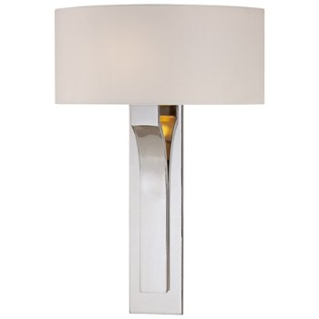 P1705 Wall Sconce (Polished Nickel) - OPEN BOX RETURN