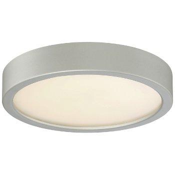 LED Flushmount (Silver/8 inch) - OPEN BOX RETURN