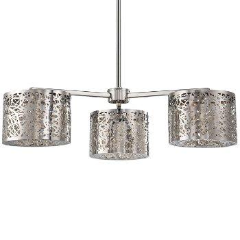 Hidden Gems LED Chandelier