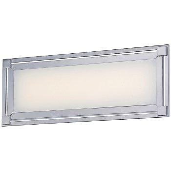Framed LED Bath Bar
