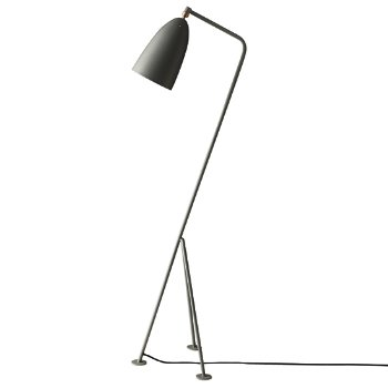 Grasshopper Floor Lamp (Anthracite Grey) - OPEN BOX RETURN