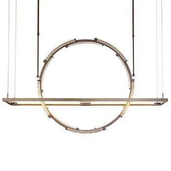 Theta LED Linear Suspension