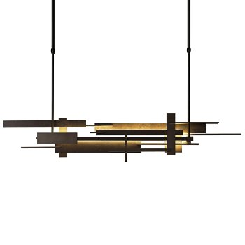 Planar LED Linear Suspension (Bronze/Standard) - OPEN BOX