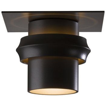 Twilight Coastal Outdoor Semi Flushmount