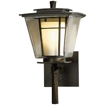 Beacon Hall Small Coastal Outdoor Wall Sconce