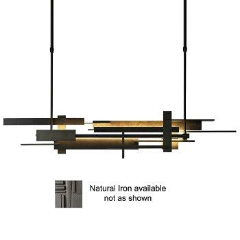 Planar LED Linear Suspension (Iron/Short) - OPEN BOX RETURN