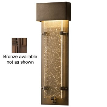 Ursa Outdoor LED Wall Sconce (Bronze/LG) - OPEN BOX RETURN