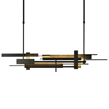 Planar LED Linear Suspension