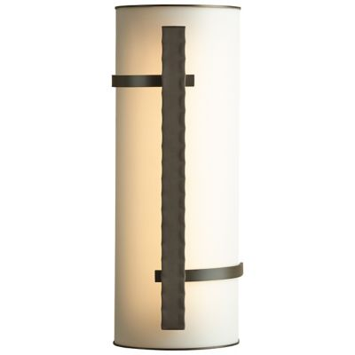 Wall Sconces Lumens : Burke 277V LED Wall Sconce by Hubbardton Forge at Lumens.com