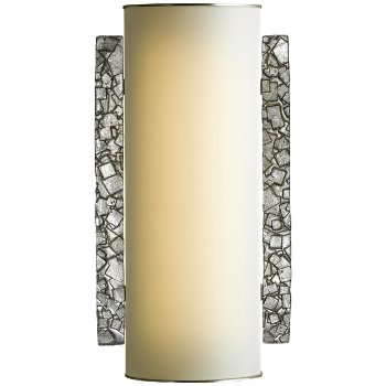 Bristol 277V Vintage Platinum LED Wall Sconce