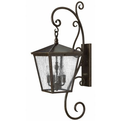 Trellis Outdoor Wall Sconce No. 1436/1439 by Hinkley Lighting at Lumens.com