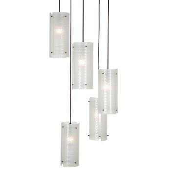 Lattice Round Multi-Light Pendant