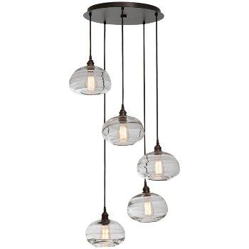 Coppa Round Multi-Light Pendant