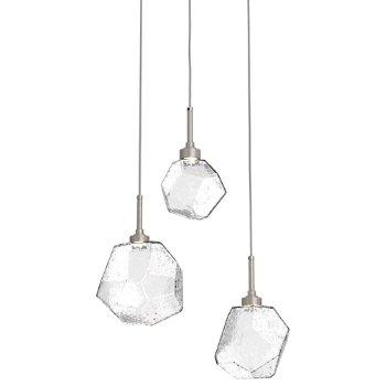 Gem Round Multi-Light Pendant