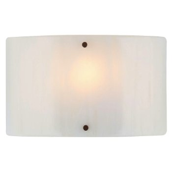 Smooth Round Cover Wall Sconce