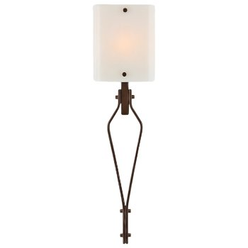 Urban Loft Angle Glass Wall Sconce