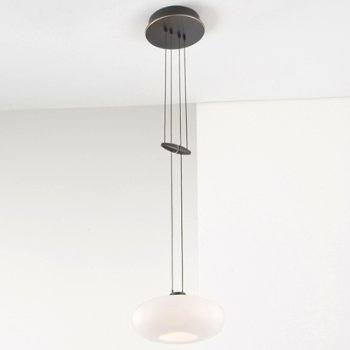 Low Voltage Mini Pendant No. 5701 Satin White