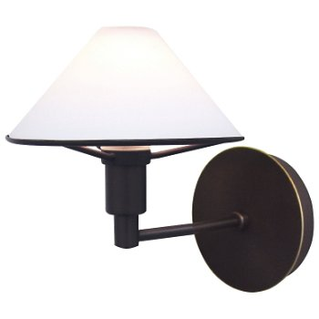 Lighting for the Aging Eye Bath Wall Sconce