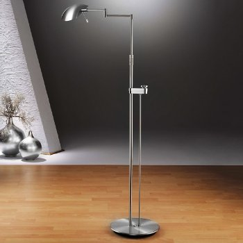 Chairside Reading LED Floor Lamp No. 6317