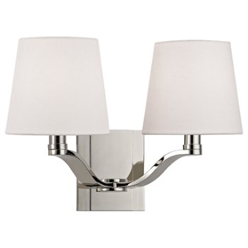 Clayton 2-Light Wall Sconce
