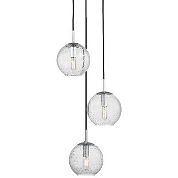 Rousseau Multi Light Pendant