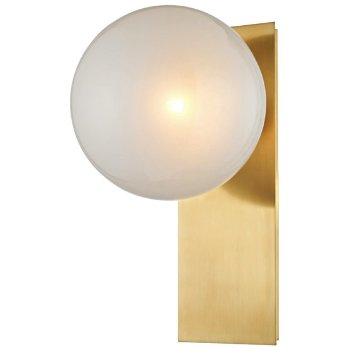 Hinsdale Wall Sconce (Aged Brass) - OPEN BOX RETURN