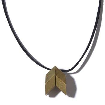 Hex Necklace No. 2-02
