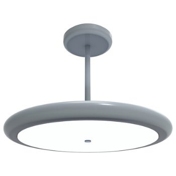 Radius Single LED Pendant Stem