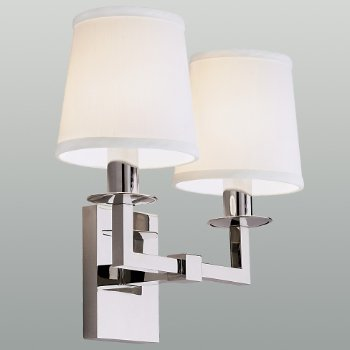 Baby Temple Double Wall Sconce