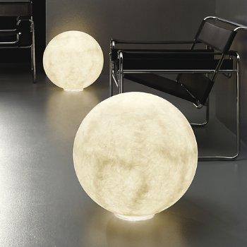 Moon Floor Lamp