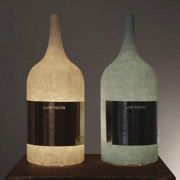 Luce Liquida 1 Table Lamp