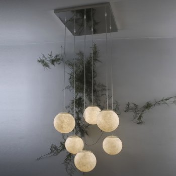 Sei Lune Multi-Light Pendant