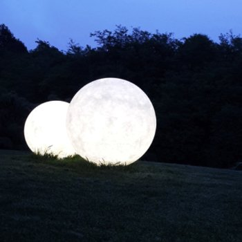 Ex.Moon Outdoor Lamp