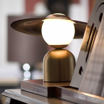 Bonbon Disc Table Lamp