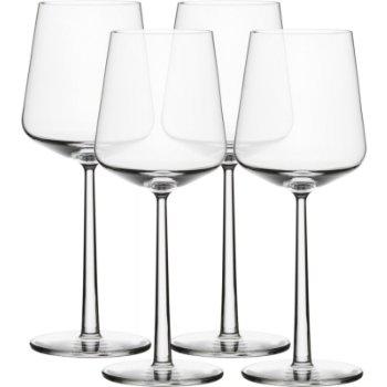 Essence Set of 4 Red Wine Glasses