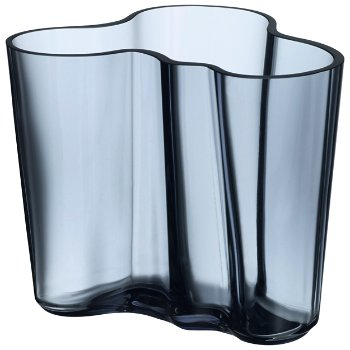 Aalto Vase - Rain (3.75 Inch) - OPEN BOX RETURN