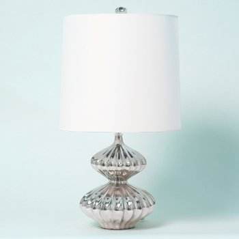 Platinum Nelson Minor Table Lamp