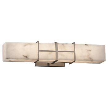 LumenAria Structure Linear LED Bath Bar