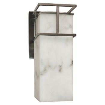 LumenAria Structure Outdoor Wall Sconce
