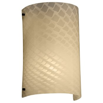 Fusion Finials LED Outdoor Wall Sconce