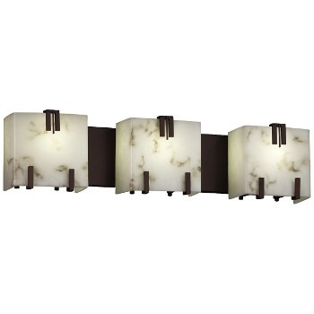 LumenAria Clips (Triple) Bath Bar