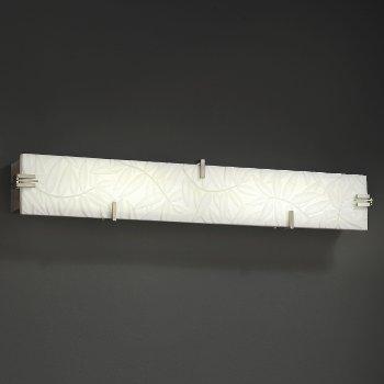 Porcelina Clips LED Bath Bar