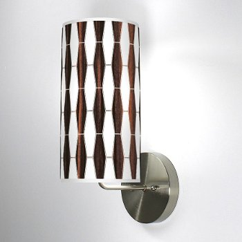 Weave Vertical Wall Sconce