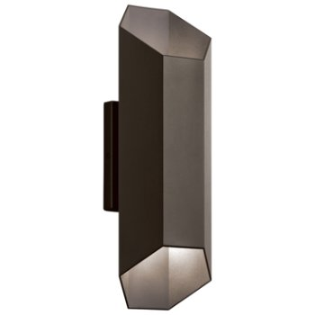 Estella Outdoor LED Up and Down Wall Sconce