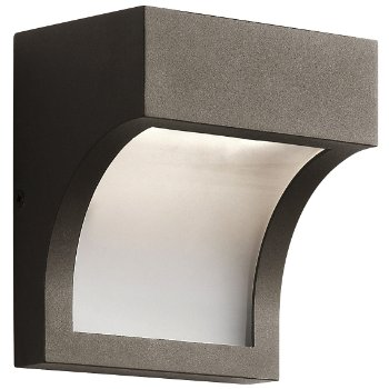 Shelby LED Outdoor Wall Sconce