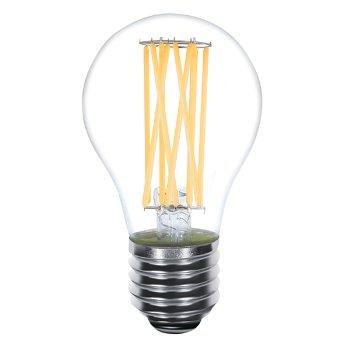 10W 120V A21 E26 LED Long Filament Clear