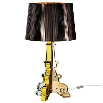 Bourgie Table Lamp (Multicolored Titanium) - OPEN BOX RETURN