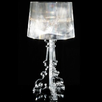 Bourgie Table Lamp (Crystal) - OPEN BOX RETURN